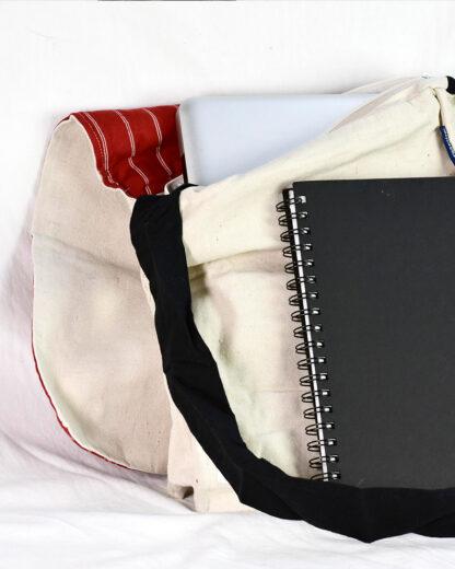 messenger bag ivory school bag