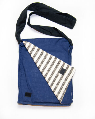 messenger bag blue school bag