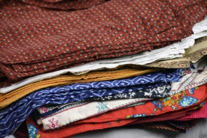 fabric remnants textil scraps