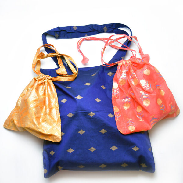 classic tote and veggie bags
