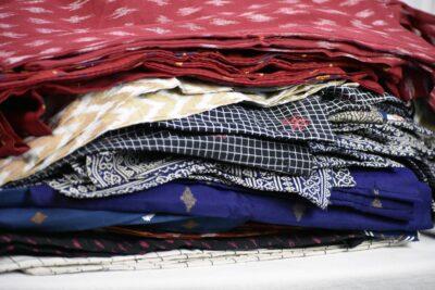 fabric remnants textile scraps