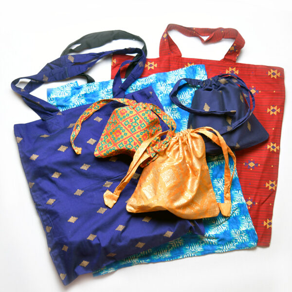 classic totes and veggie bags