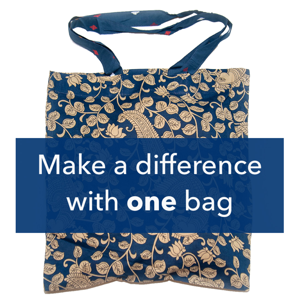 Make a difference with one bag
